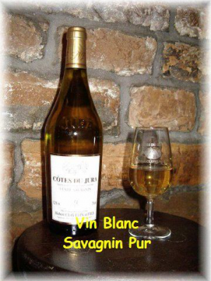 Vin blanc - Cuvée Savagnin - Clavelin