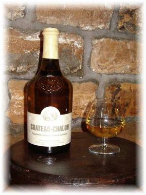 Vin Jaune Château Chalon - Clavelin