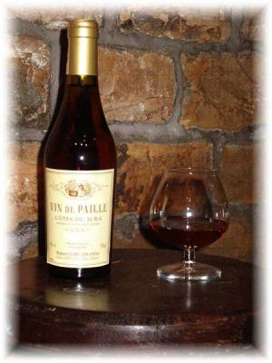 Vin de Paille - Clavelin