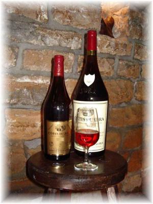 Vin rouge - Trousseau - Magnum - Clavelin